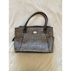 Handbags - Cheetah Print Weekender Bag